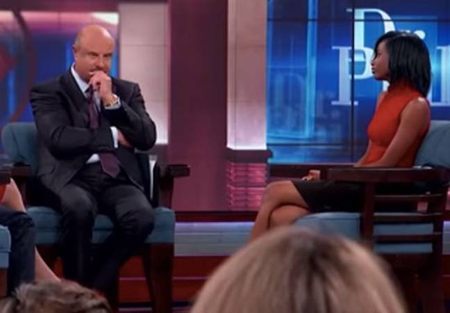 dr phil and Treasure