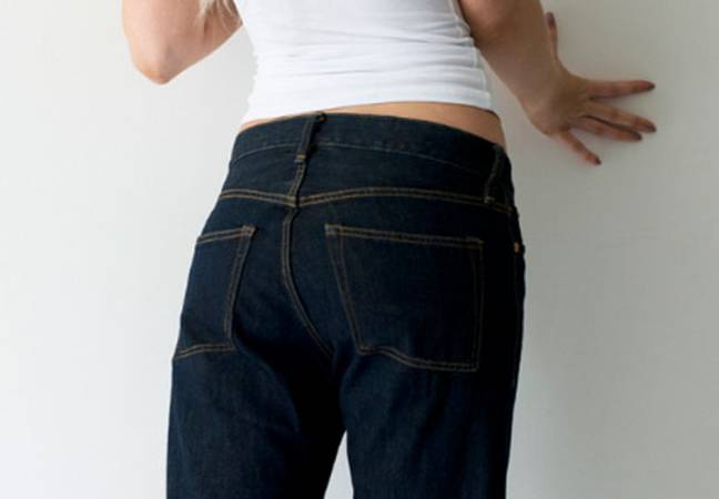 Jeans stop your farts smelling