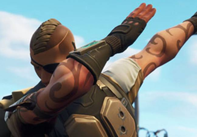 Fortnite is Game of the Year.