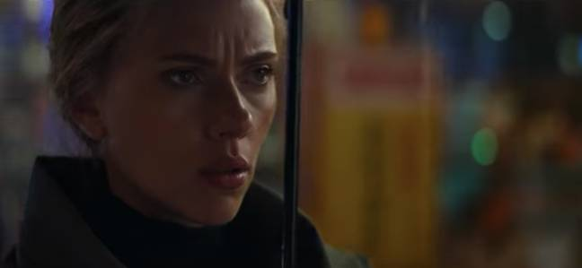 Marvel Releases First Trailer For Black Widow