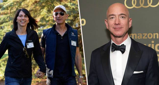 Jeff Bezos could lose 68 billion