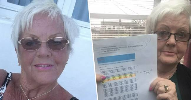 MARGARET BURTON ON HOLIDAY IN MEXICO AFTER FLYING WITH TUI AND FACING SAFETY CONCERNS ON HER FLIGHT DUE TO AN OVERWEIGHT PASSENGER