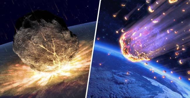 NASA chief warns there could be huge asteroid in our lifetime.