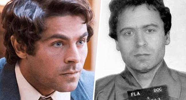 zac efrom as ted bundy in new film Extremely Wicked, Shockingly Evil and Vile