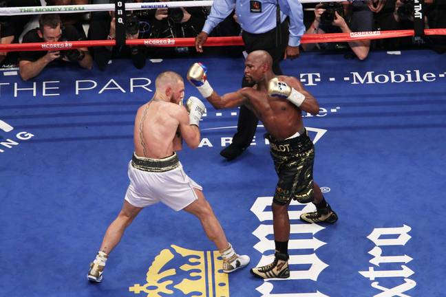 Conor McGregor Ready for Rematch Against Floyd Mayweather