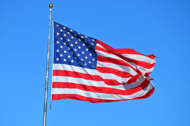 the stars and stripes spangled banner, happy birthday america