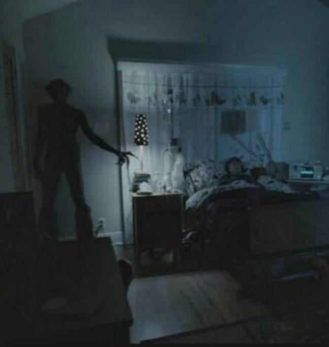 Insidious was a horror movie inspired by sleep paralysis.