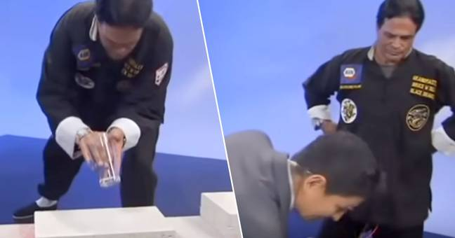 'kung fu master' exposed as fake on tv