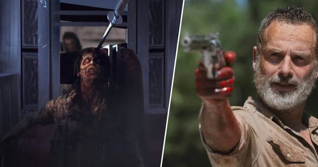 A Walking Dead Game Starring Rick Grimes Has Been Announced