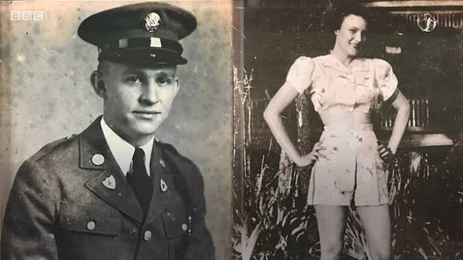 American Veteran, 97, And French Woman, 92, Who Fell In Love During World War 2 Reunited