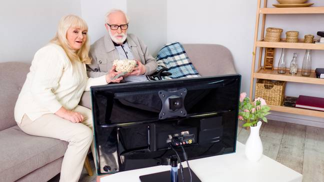 Over 75s now have to pay for TV licence.