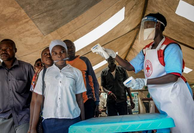 1,400 People Die In World's Second Largest Ebola Outbreak In History