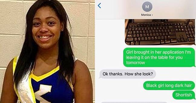 Manager fired after racist text