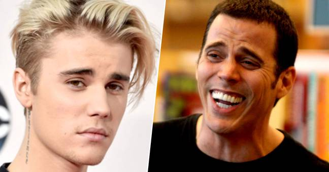 Steve-O Wants Justin Bieber To Fight Him And Not Tom Cruise