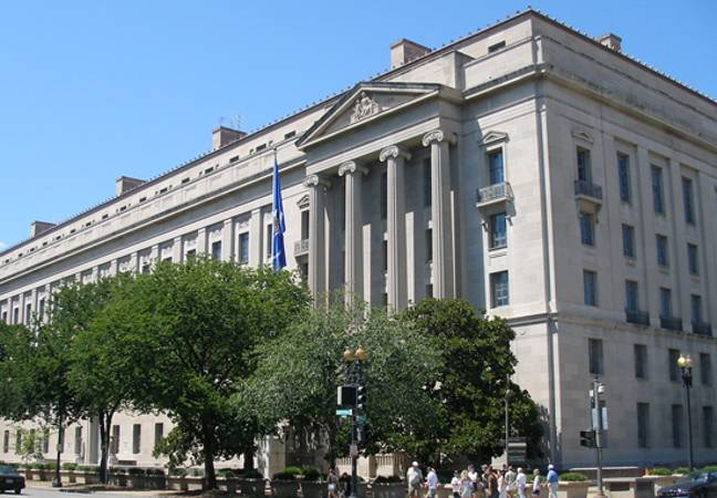Department for Justice