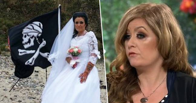 Woman Who Married Ghost Pirate Gets Divorce Because He 'Was Using Her'