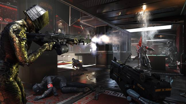 Wolfenstein: Youngblood' Is A Chaotic But Compromised Co-Op Shooter