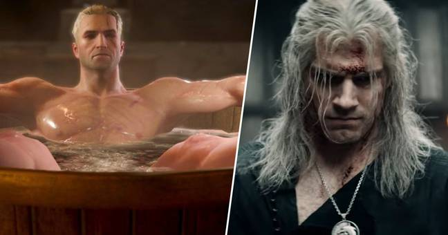 The Witcher Series Will Have A Bathtub Scene, But It Might Not Star Geralt