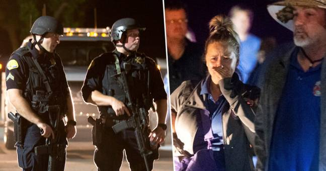 Four Dead And 15 More Injured After Mass Shooting At California Festival