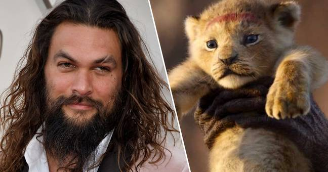 Jason Momoa Cried 'Numerous Times' During The Lion King