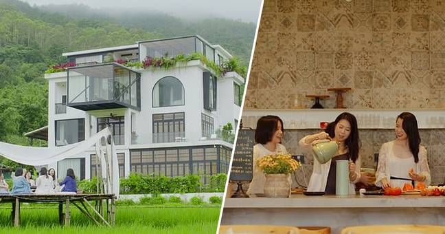 Seven Best Friends Buy Mansion So They Can Grow Old Together