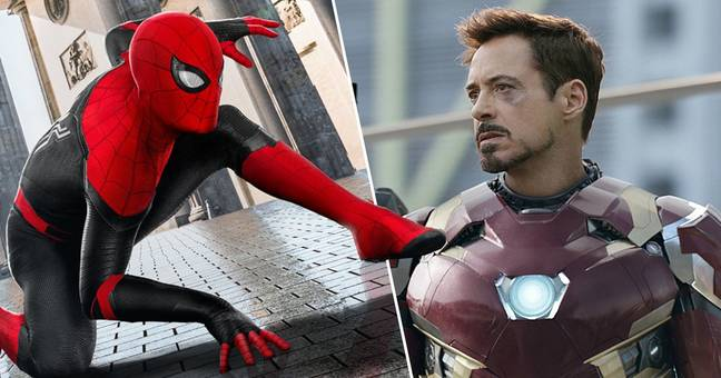Spider-Man: Far From Home Asks 'Is Peter Parker The Next Iron Man?'