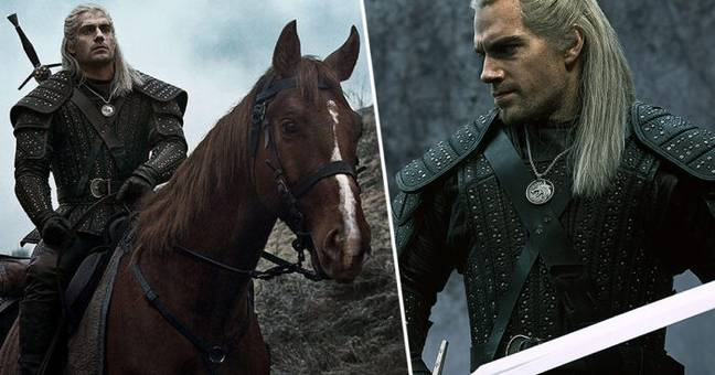 The Witcher TV Show Very Adult