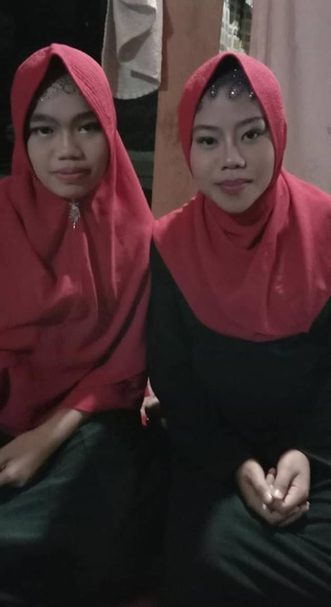 Indonesia Marriage Two Women 2