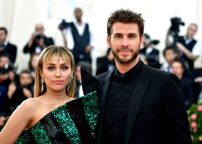 Miley Cyrus And Liam Hemsworth Split After Sevens Months Of Marriage