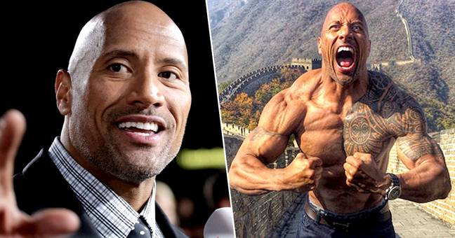 The Rock highest paid actor