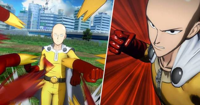 One Punch Man Game Asks Players To Survive Until Saitama Arrives To Destroy Your Opponent