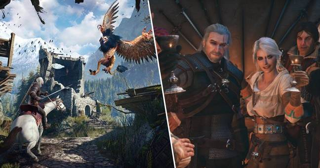 Fan Thanks Polish Embassy For The Witcher With Touching Sign
