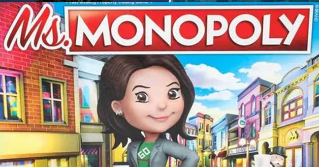 Feminist monopoly game