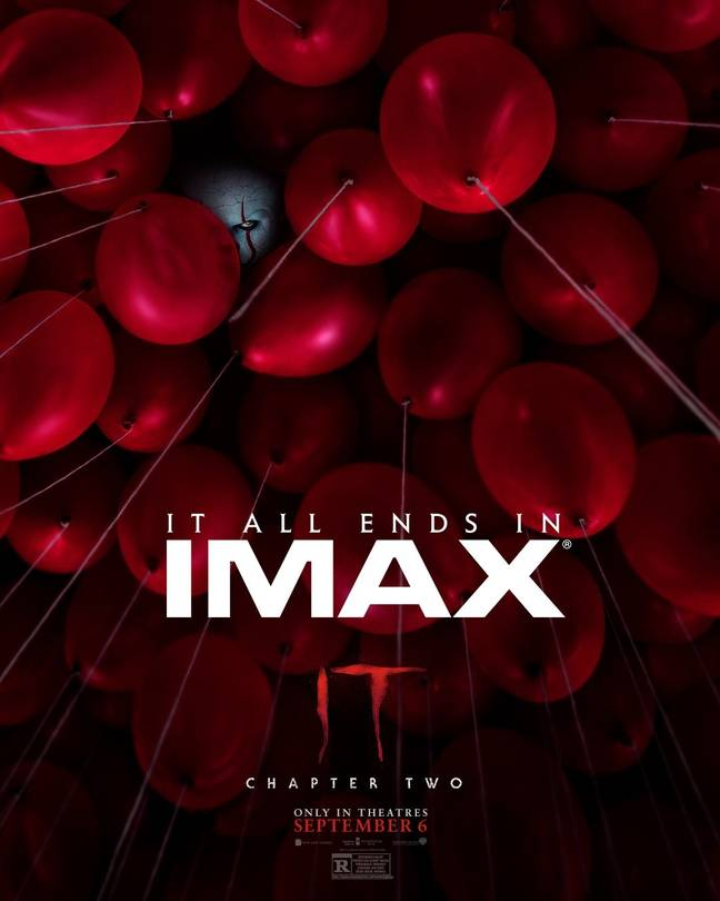 It Chapter Two Poster IMAX