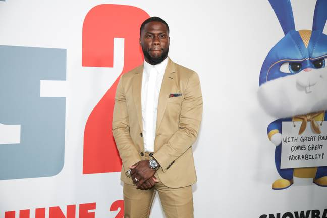 Kevin Hart (PA Images)