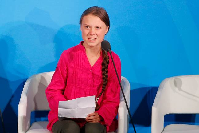 Same People Saying Shamima Begum, 15, Knew What She Was Doing Say Greta Thunberg, 16, Doesn't