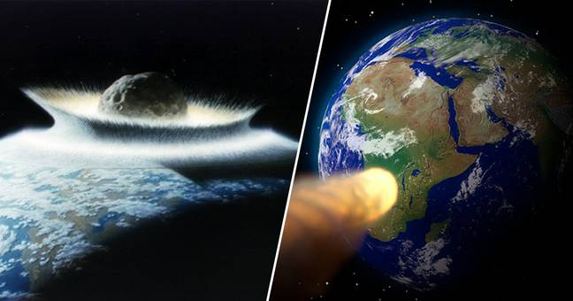 Earth Has 100 Per Cent Chance Of Being Hit By Asteroid, Expert Warns