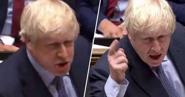 Boris Johnson Becomes First Ever Prime Minister To Say 'Sh*t' In Parliament
