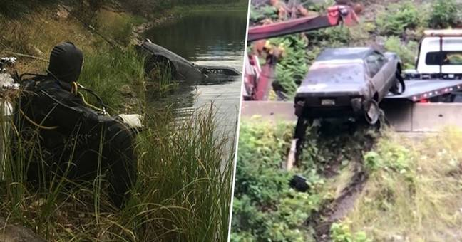 13-Year-Old Solves Missing Persons Case From 1992 After Finding Car Underwater