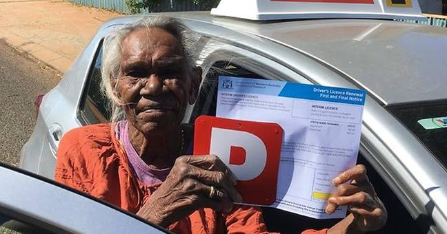 75-Year-Old Woman Gets Driving Licence So She Can Take Older Sister To Doctors