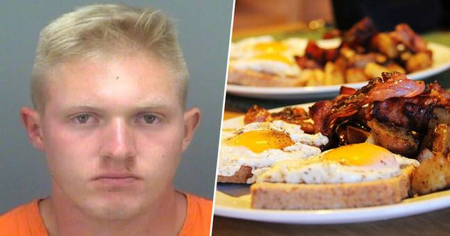 Florida Man Breaks Into Home To Cook Breakfast, Tells Owner To 'Go Back To Sleep'