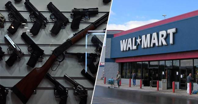 Walmart Will Ban Shoppers From Openly Carrying Guns In Its Stores