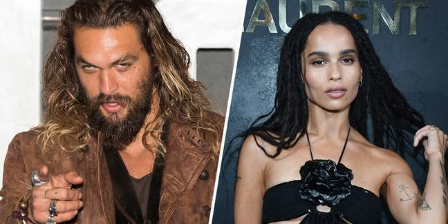 Jason Momoa Had Best Reaction To Stepdaughter Zoë Kravitz Being Cast As Catwoman