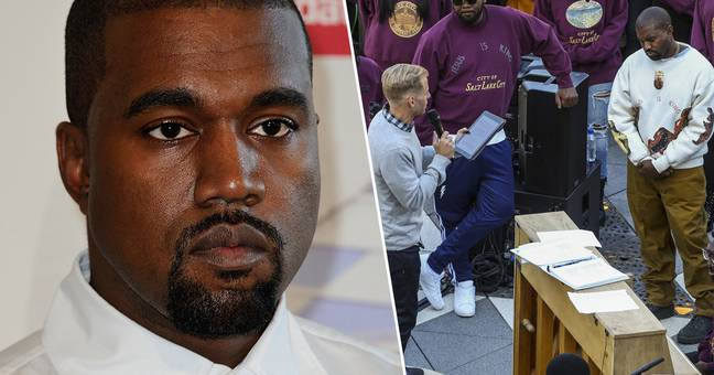 Kanye West Confirms Conversion To Christianity