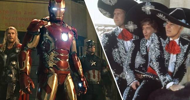 Chris Hemsworth Wants To Remake Three Amigos With Chris Evans And Robert Downey Jr