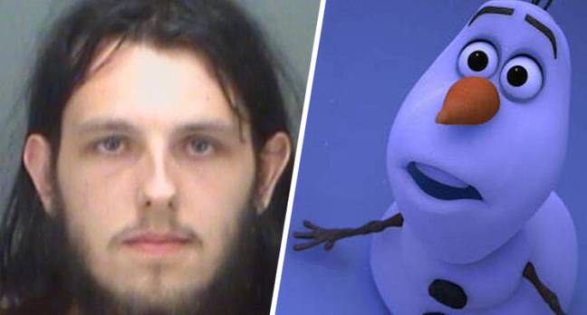 Florida Man Arrested For Having Sex With Stuffed Olaf Doll In Target