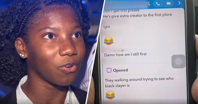 Teen Exposes Other Students Threatening To Kill Black Babies In Racist Group Chat