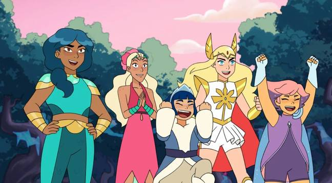 Popular Netflix Cartoon 'She-Ra' To Welcome Its First Non-Binary Character