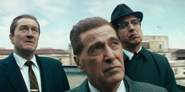 The Irishman Is Streaming On Netflix Now And It's A Masterpiece