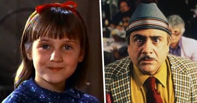 Danny DeVito Wants To Make Another Matilda And Has An Idea For The Sequel